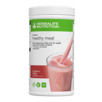 NEW Formula 1 Nutritional Shake Strawberry Delight