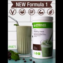 NEW Formula 1 Nutritional Shake Mix Mint & Chocolate
