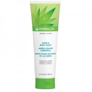 Herbal Aloe Hand & Body Wash