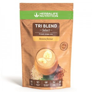 Tri Blend Select - Protein shake mix Banana