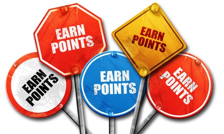 Reward yourself - Reward points